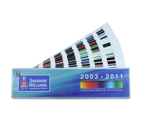 Catalogo de cores Sherwin Williams